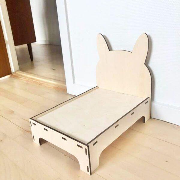 rabbit bed for dwarf copies