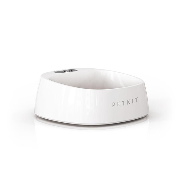 petkit small scale bowl in white
