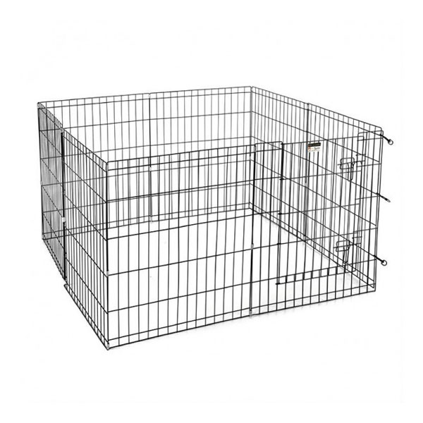 High indoor cage for rabbits