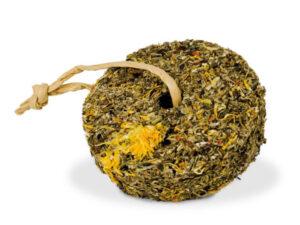 Grainless herb herb wheel for rabbit