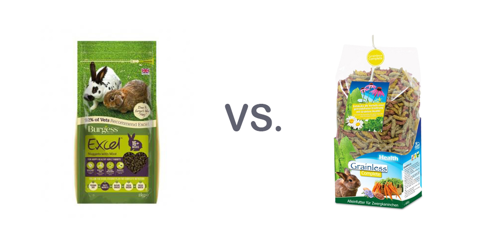 Is Burgess Excel really the best rabbit feed?