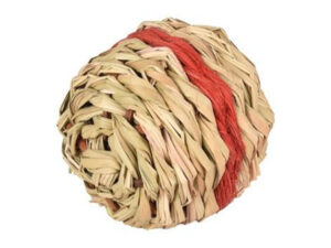 grass ball toy for rabbits