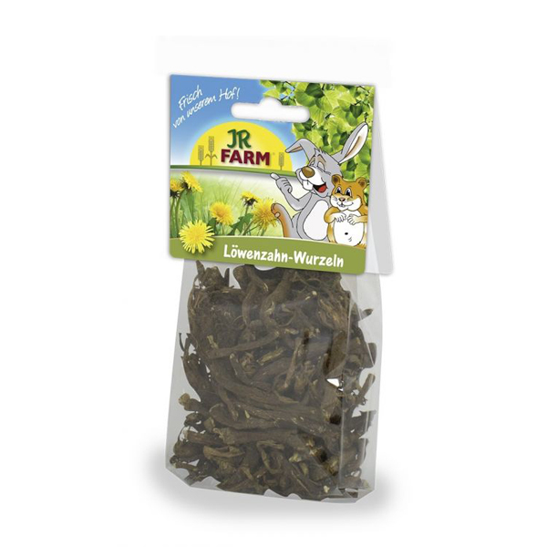 dandelion roots treat for rabbits