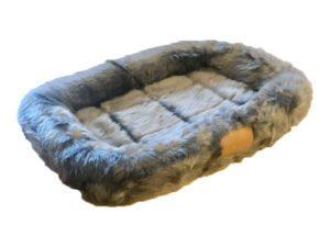 fur basket for dwarf rabbits