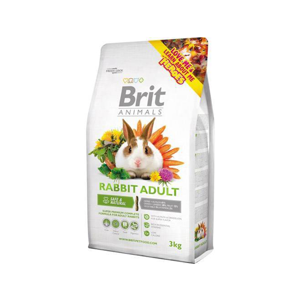 feed pill Brit Adult