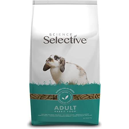 food pellets science selctive