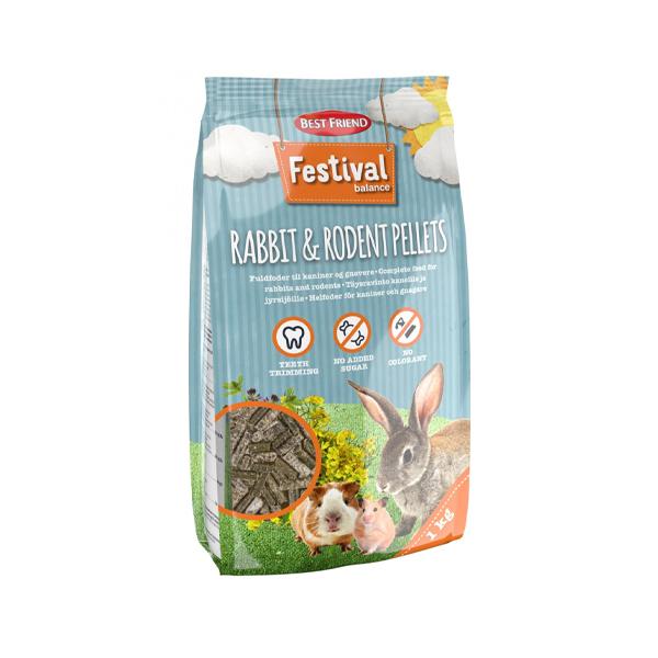 Rabbit pellets best friend føtex