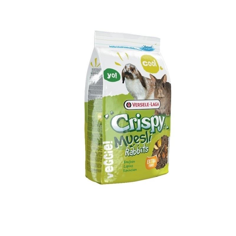 feed pelltes crispy rabbit