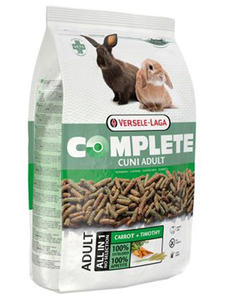 rabbit feed test cuni complete pellets