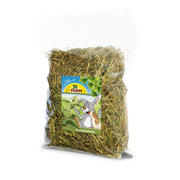 nettle hay for rabbits. Quality meadow with many grass varieties