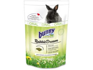 Bunny Nature Oral Bunny Food - small rabbit food pellets that are easy to eat for rabbits.