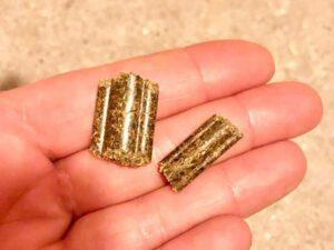 oral and herbs food pellet